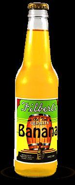 Filbert's Banana Soda – Soda Pop Stop