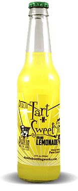 Dublin Bottling Works Dublin Tart-N-Sweet Lemonade – Soda Pop Stop