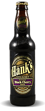 Hank's Genuine Gourmet Wishniak Black Cherry Soda – Soda Pop Stop