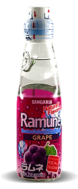 Sangaria Ramune Carbonated Soft Drink - Grape Flavor | Soda Pop Stop