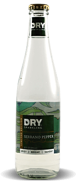 Dry Soda: Serrano Pepper | Soda Pop Stop