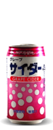 """Kobe Kyoryuchi"" Grape Cider 