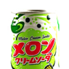 """Kobe Kyoryuchi"" Melon Cream Soda 