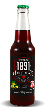 Soda Pop Stop Dublin 1981 Red Cola